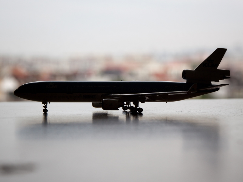 αεροπλάνο μινιατούρα